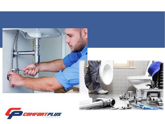 Comfort Plus Services - Plumbing Services