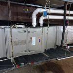 Hybrid Heat System Installation