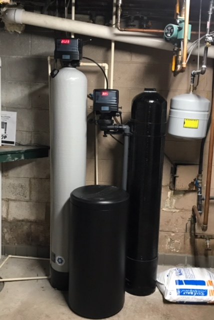 Water Conditioning System Installation