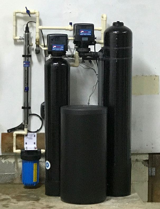New Water System