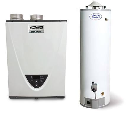 Water Heaters | Comfort Plus Services